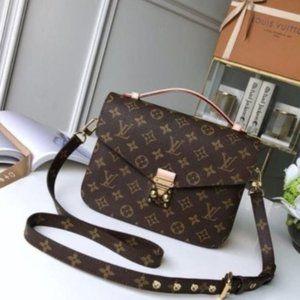 🔮Louis Vuitton🔮 NWT LV Pochette Metis Monogram Shoulder Bag Clutch